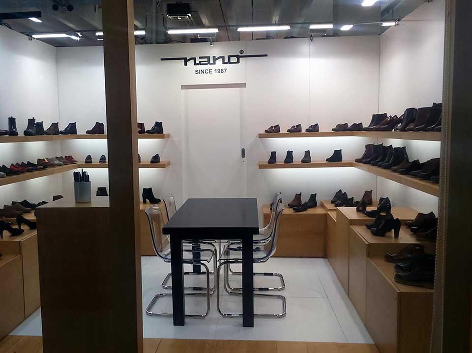 A. Hernani - Nano shoes Showroom
