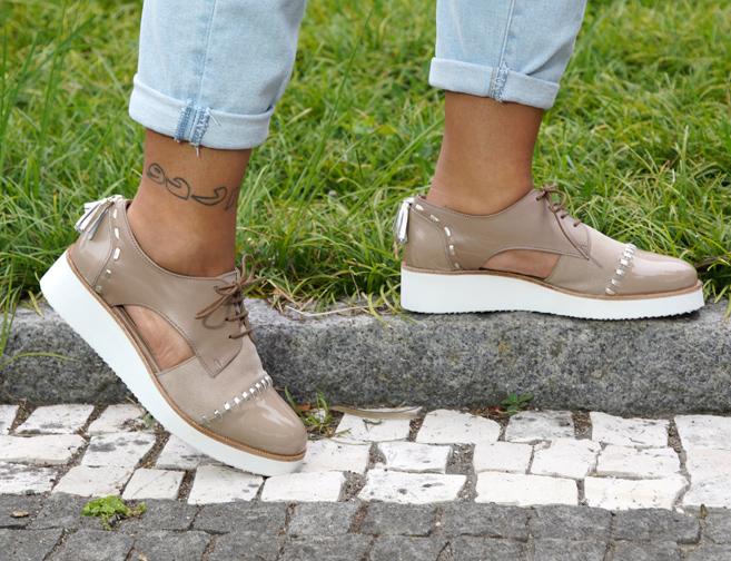 Nano shoes - Flats - fit