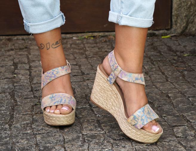 Nano Shoes - Wedges - fit